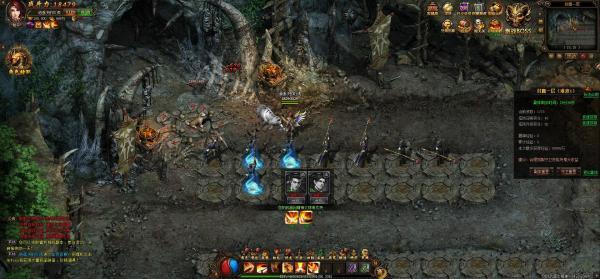 幻境传奇游戏图片欣赏