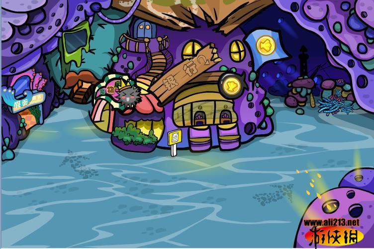 海底世界大全_画画大全画海底世界