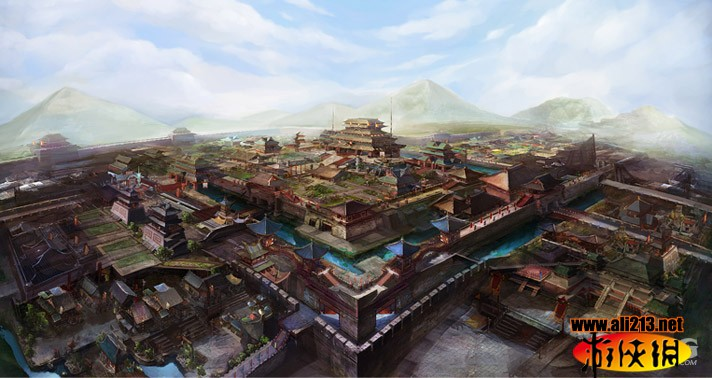 热血三国2游戏图片欣赏