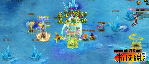 攻略远征80级BOSS冰皇攻略秘籍_游戏攻略-到西宁青海自驾游英雄图片