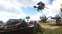 《方舟:生存进化》新式战斗机风神全包攻略大全