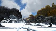 《方舟:生存进化》中心岛适合建家的洞穴推荐