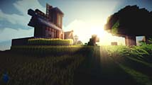《我的世界》半自动小麦农田教程攻略