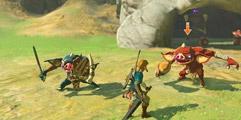 《塞尔达传说:荒野之息》全部小游戏位置详解视频