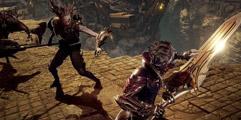 《血之暗号》基本战斗操作实机演示视频