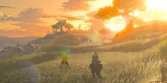 《塞尔达传说:荒野之息》DLC剑之试炼这么进?