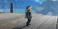 《塞尔达传说:荒野之息》皇家大剑位置图解