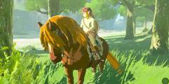 《塞尔达传说:荒野之息》白马位置及获得方法介绍