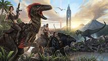 《方舟:生存进化》拳头击杀恐龙视频演示