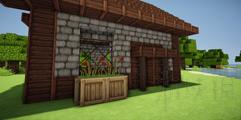 《我的世界》欧式房子建造图文教程