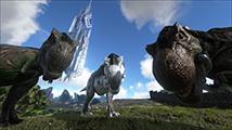 《方舟:生存进化》新版本风神卡上限演示