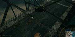 《绝地求生大逃杀》大桥上高架阴人图文教程