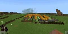 《我的世界》半自动甘蔗收割机详细建造图文攻略