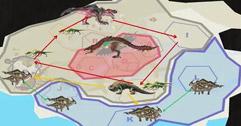 《怪物猎人世界》生存及生态系统演示视频