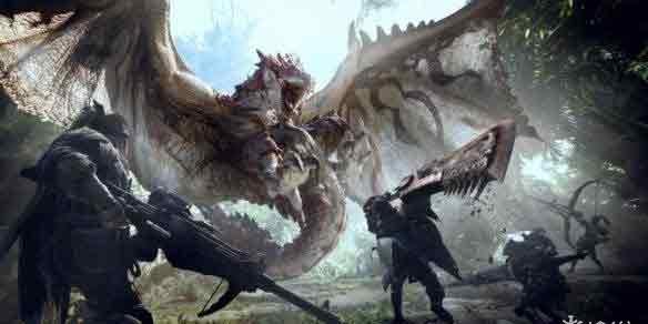 《怪物猎人世界》捏脸系统视频演示 游戏人物怎么捏脸?