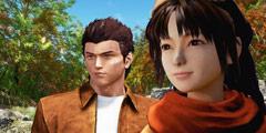 《莎木3》游戏脸部表情演示视频 游戏脸部动画展示