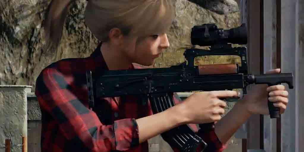 《绝地求生大逃杀》AK压枪教学视频 AK怎么压枪?