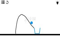 《物理画线》手游第二关怎么过 全60关快速通关玩法攻略