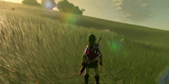 《塞尔达传说:荒野之息》新画质包演示视频 新mod内容介绍