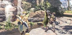 《怪物猎人世界》单人模式试玩视频 单人模式好玩吗?