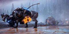 《地平线:黎明时分》DLC最高难度击杀守魔化雷霆牙方法视频