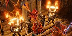 《神界:原罪2》独狼双手战士技能推荐 独狼双手战士加哪个技能?