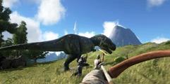 《方舟:生存进化》普鲁斯巨型鳄鱼介绍视频