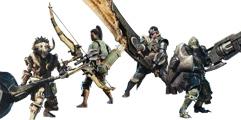 《怪物猎人世界》全武器外观操作动作演示视频 武器种类有哪些?