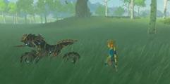 《塞尔达传说:荒野之息》DLC2凤之神兽试炼流程视频攻略