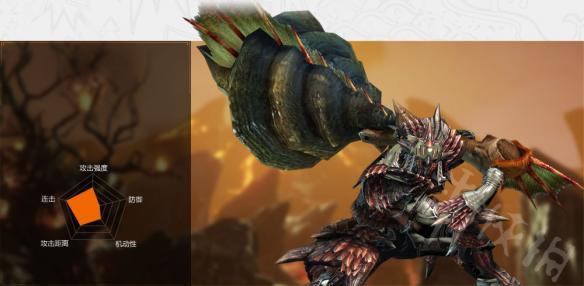 怪物猎人ol武器种类招式表资料大全 怪物猎人ol什么武器好用(3)