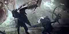 《怪物猎人世界》大剑操作技巧介绍视频 大剑怎么用?