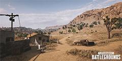 《绝地求生大逃杀》沙漠跳伞点推荐 沙漠哪个跳伞点好?