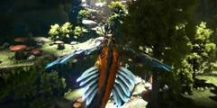《方舟:生存进化》传送进畸变地图最近最好走的捷径推荐视频