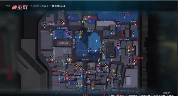 如龙极2全支线任务触发位置一览 如龙极2支线任务都在哪