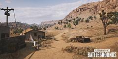 《绝地求生大逃杀》打野路线推荐 沙漠地图哪里打野好?