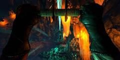《方舟:生存进化》畸变七鳃鳗重爪龙驯服方法视频