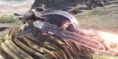《怪物猎人世界》盾斧新手进阶玩法视频教学 盾斧怎么玩?