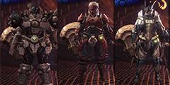 《怪物猎人世界》套装外观一览 什么套装好看?