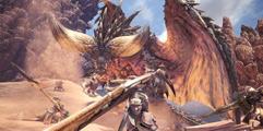 《怪物猎人世界》游戏视频合集 游戏初体验视频分享