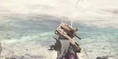 《怪物猎人世界》钓鱼操作方法介绍 怎么钓鱼?