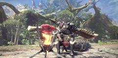 《怪物猎人世界》闪光大剑上位火龙演示视频分享 火龙怎么打?