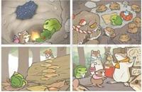《旅行青蛙》稀有明信片图集 全SSR稀有明信片图鉴汇总大全