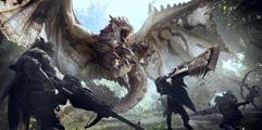 《怪物猎人世界》教你用轻弩花式虐上位麒麟视频分享