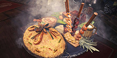 《怪物猎人世界》全食材一览 有哪些食材?