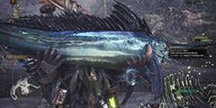《怪物猎人世界》鱼类分布图 化石汤釜在哪能钓到?