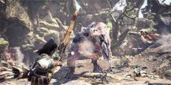 《怪物猎人世界》弹道强化对于弓的作用解析