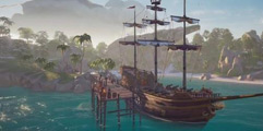 《盗贼之海》海面效果展示视频 正式版海面效果如何?