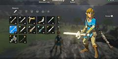 《塞尔达传说:荒野之息》新手快速获取强力武器教程