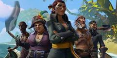 《盗贼之海》游戏视频实况解说合集 pc怎么玩?
