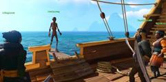 《盗贼之海》船长怎么把人关起来?船长关人方法介绍